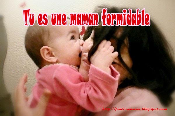 je t aime maman 1 Image message   mots pour maman