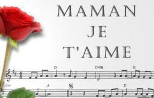 Chanson pour maman anniversaire 300x192 Anniversaire maman 80 ans texte   pour maman