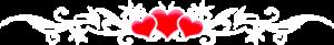 separateur love 300x41 sms joyeux noël pour maman