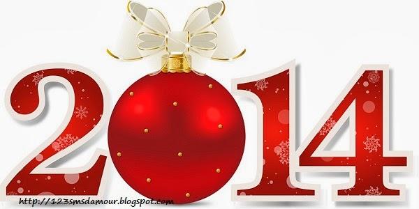 sms bonne ann 25C3 25A9e d amour 2014 41 Voeux pour la nouvelle année