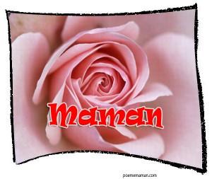 Citation maman pour la vie 300x253 Jolie carte danniversaire pour maman