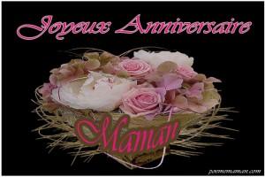 Jolie carte d anniversaire pour maman 1 300x200 Jolie carte danniversaire pour maman